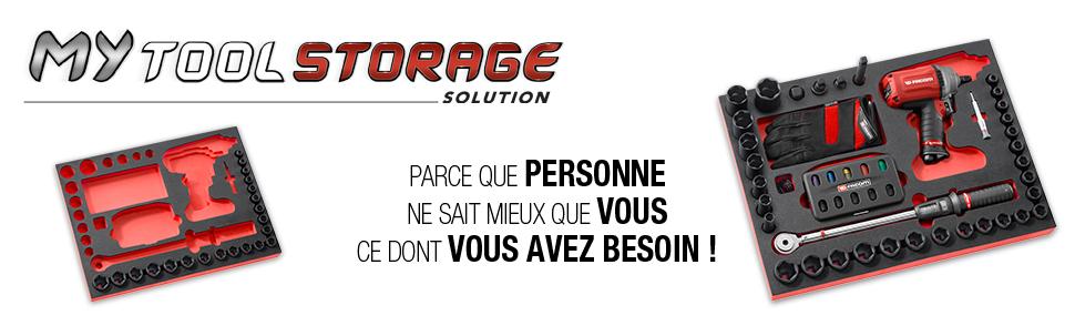Facom France Le Configurateur Mousse